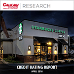 Credit Rating Report