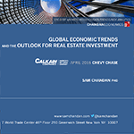 Global Economic Trends and the Outlook for Real Estate Investment