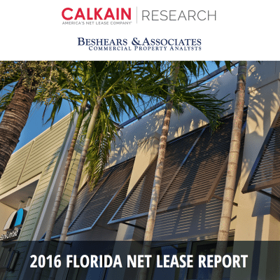 2016 Florida Net Lease Report