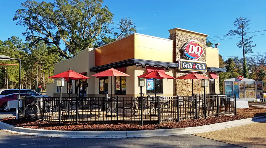 Florida Dairy Queens Trade Quickly in Sale Leaseback