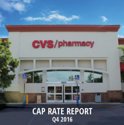 Cap Rate Report Q4 2016