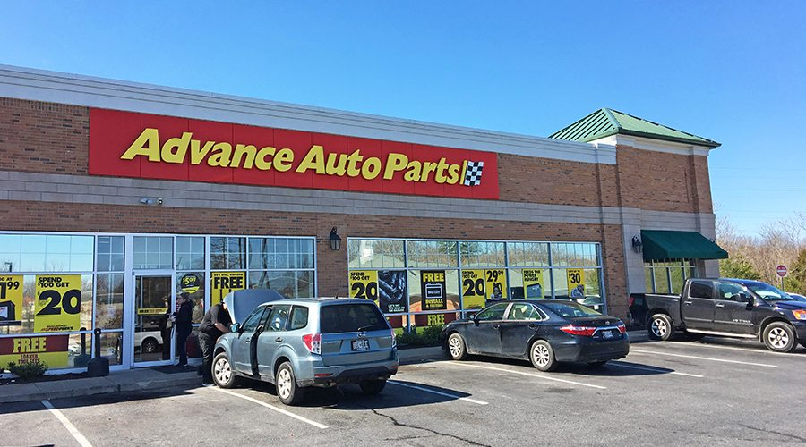 Tenant Profile – Advance Auto Parts