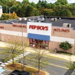 NNN Pep Boys CRE Property